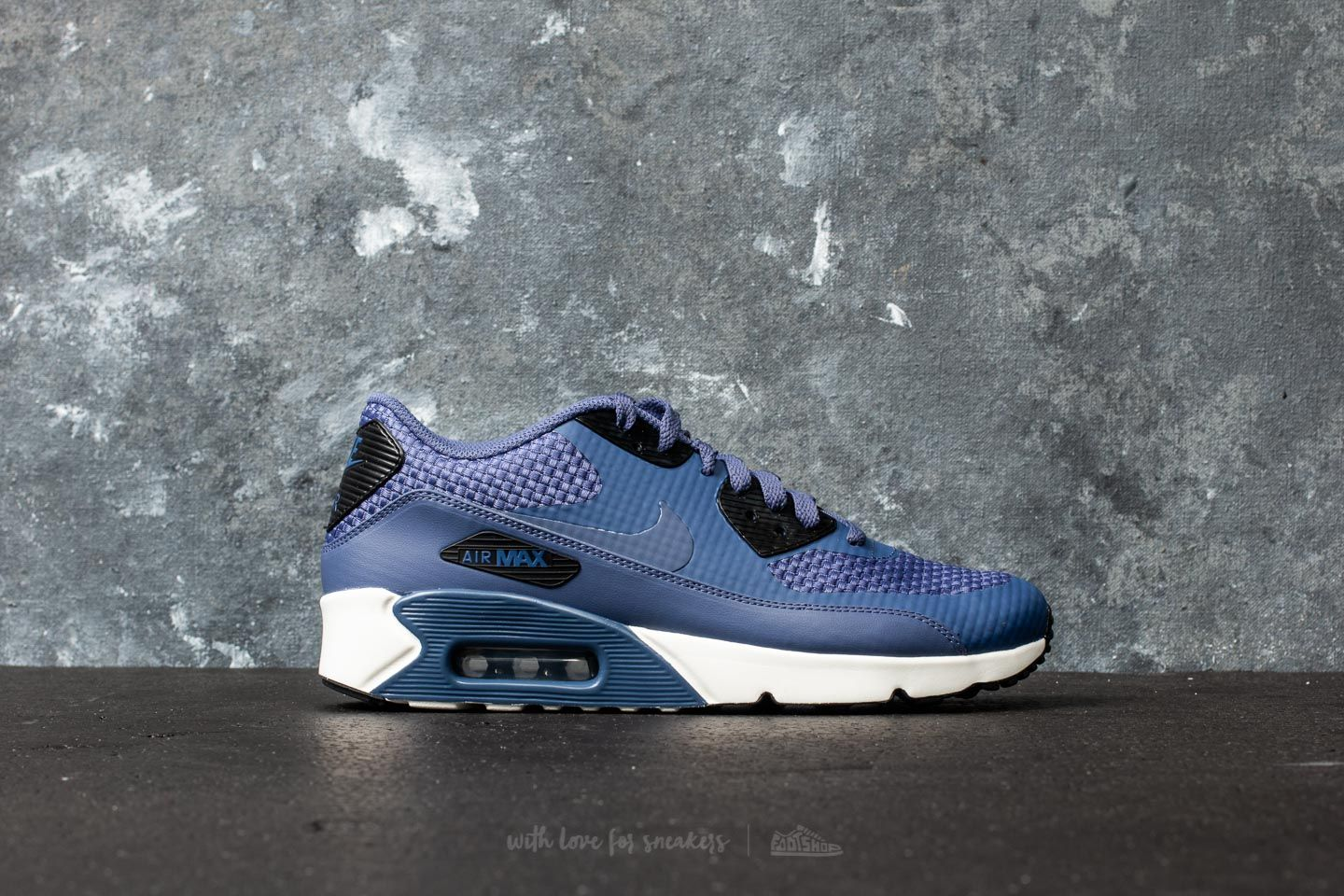 online retailer e2f2c be1c2 Nike Air Max 90 Ultra 2.0 SE Blue Recall  Blue Recall-Black at a