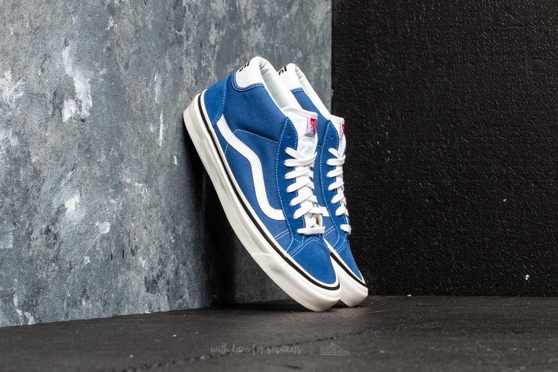 18c46d1b823 Vans Mid Skool 37 DX (Anaheim Factory) OG Blue