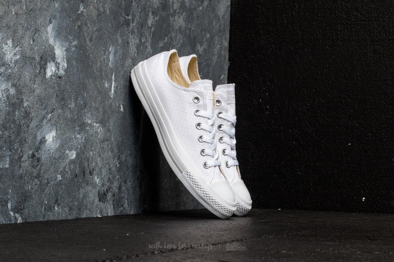 26eaf078a3c551 Converse Chuck Taylor All Star OX White  White  White