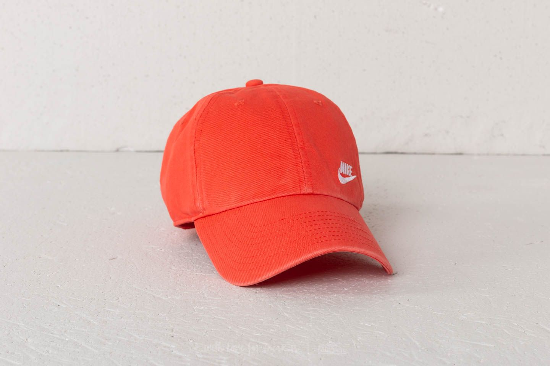 Nike Futura Classic Heritage86 Cap Orange