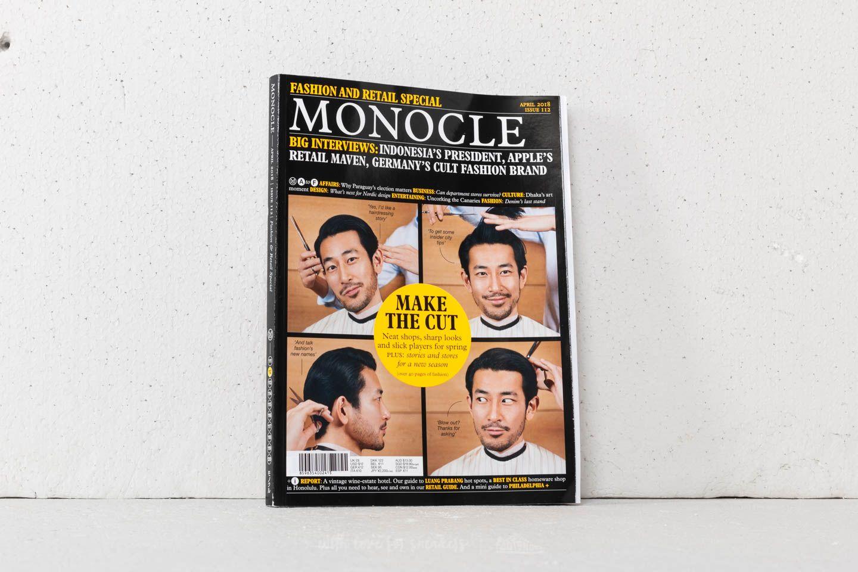 Knihy a časopisy Monocle Magazine April 2018