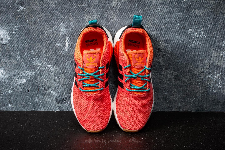 adidas NMD_R2 Summer Trace Orange Gum Cloud White   Footshop