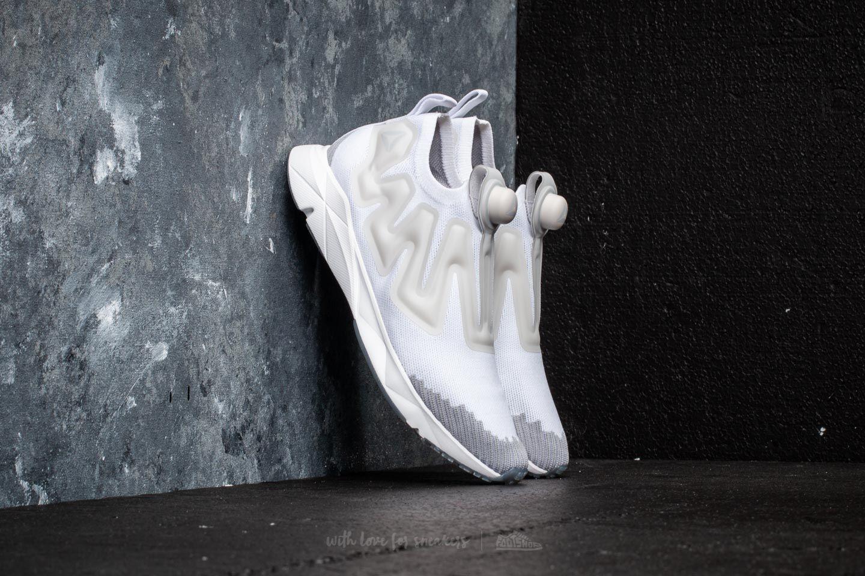 Reebok Pump Supreme ULTK White/ Cloud Grey za skvělou cenu 1 910 Kč koupíte na Footshop.cz