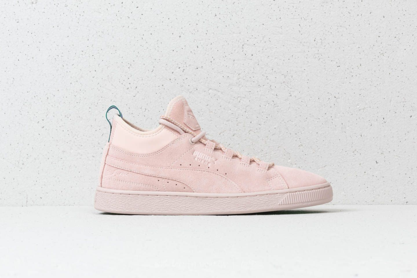 Puma x Big Sean Suede Mid Shell-Shell at a great price 63 € buy a27875a55