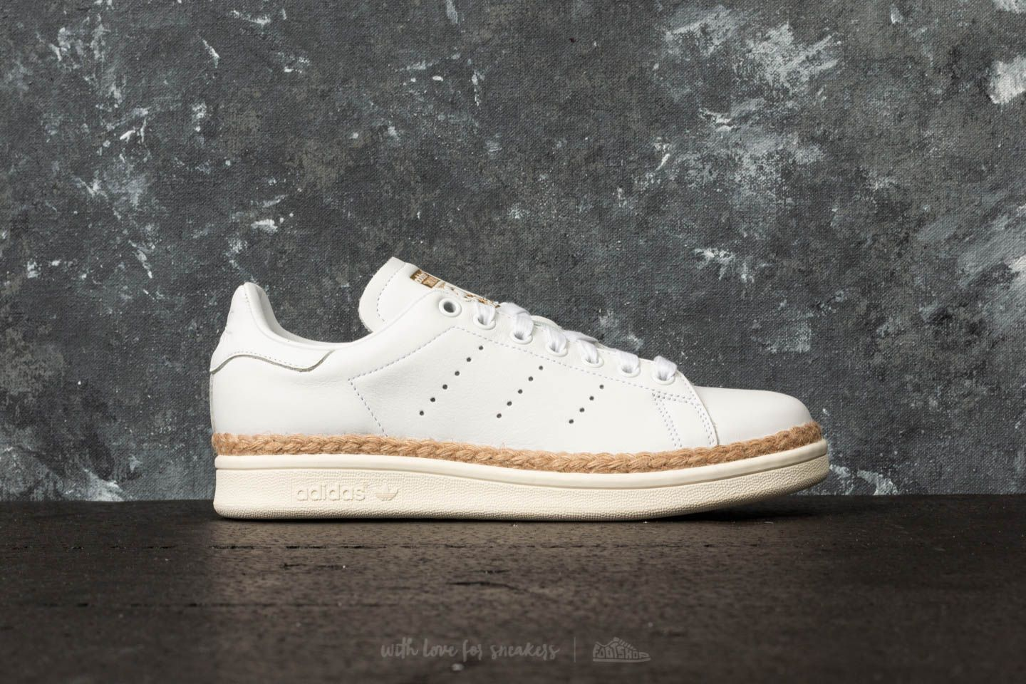19769ba31937 adidas Stan Smith New Bold W Ftw White  Ftw White  Off White at a