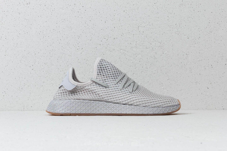 online retailer 2b0e4 520fb adidas Deerupt Runner Grey Three Lgh Solid Grey Gum 1 at a great price