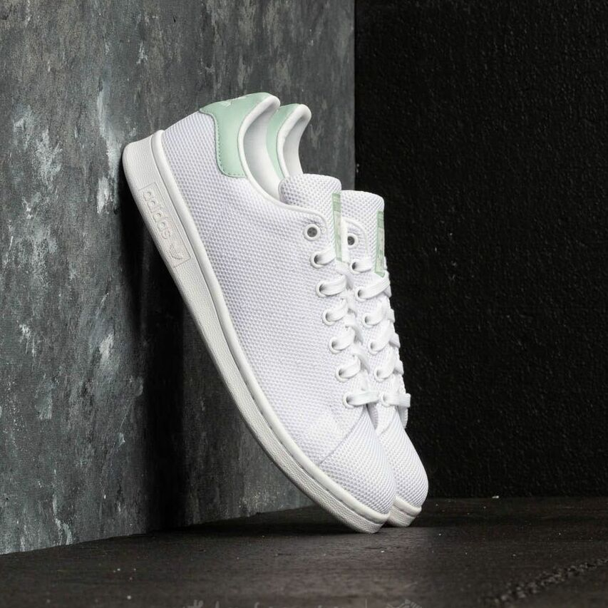 adidas Stan Smith W Ftw White/ Ftw White/ Ash Green EUR 40