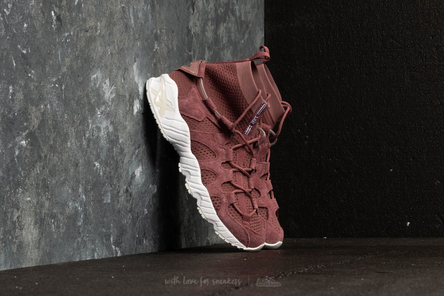 Asics Tiger Gel Mai Knit MT Rose Taupe Rose Taupe | Footshop