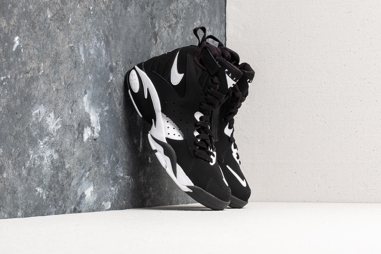 promo code d5487 27e8c Nike Air Maestro II LTD. Black  White