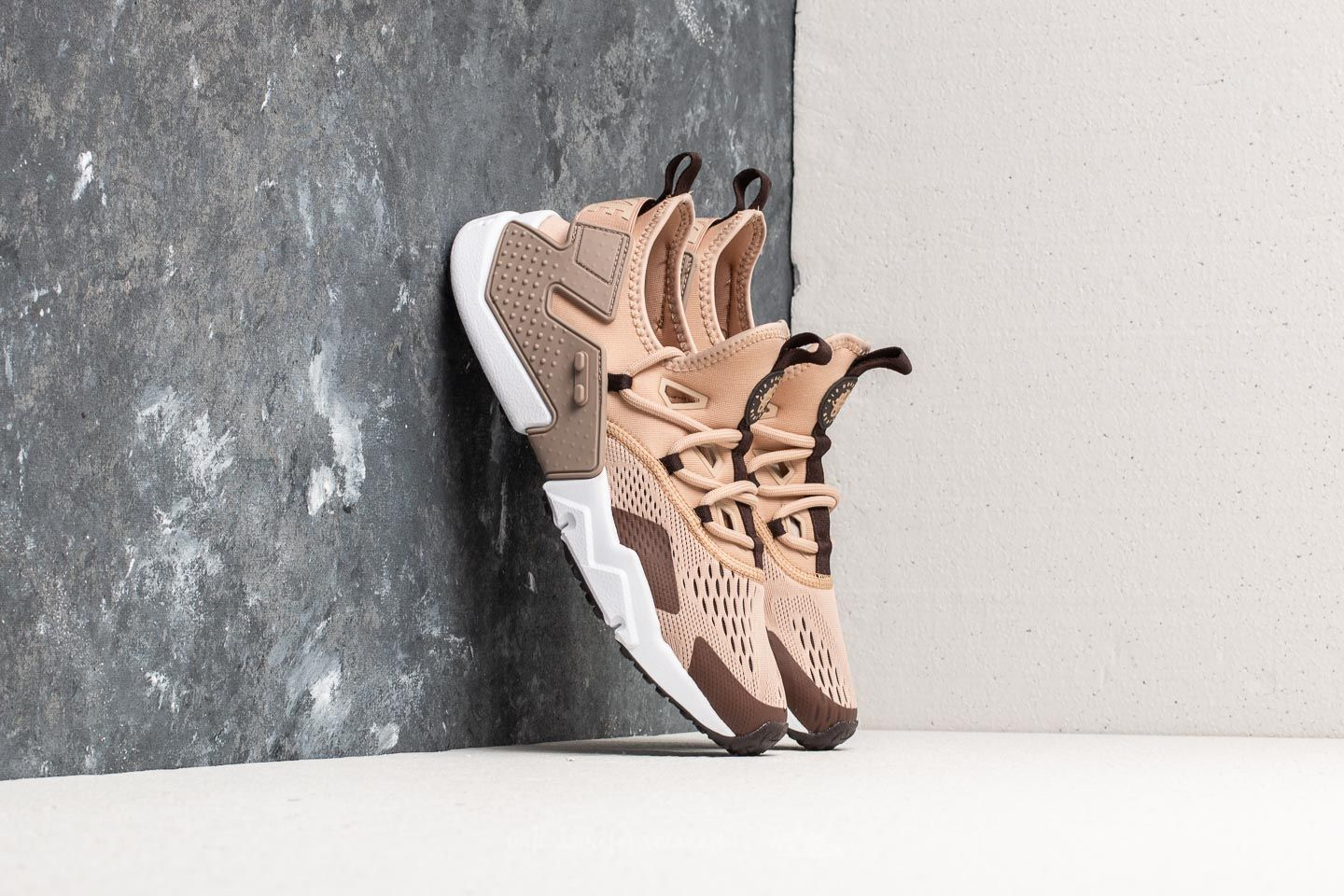 the latest 175cf 580f9 Nike Air Huarache Drift Breathe. Sand  Velvet Brown-Sepia Stone