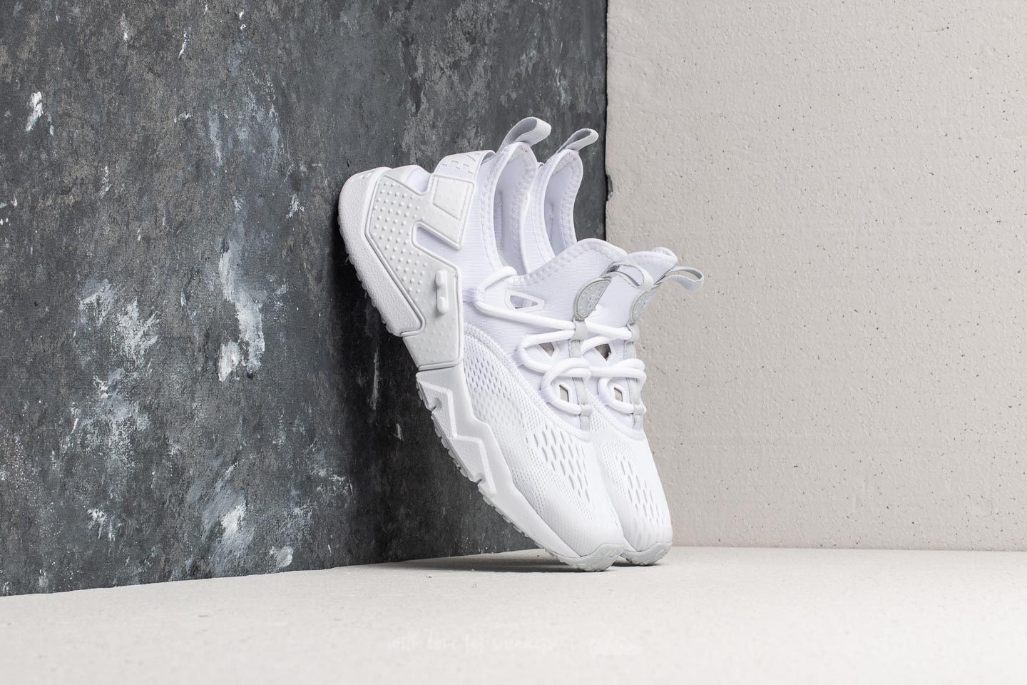 deabfca94a474 ... coupon code for nike air huarache drift br white pure platinum at a  great price 136
