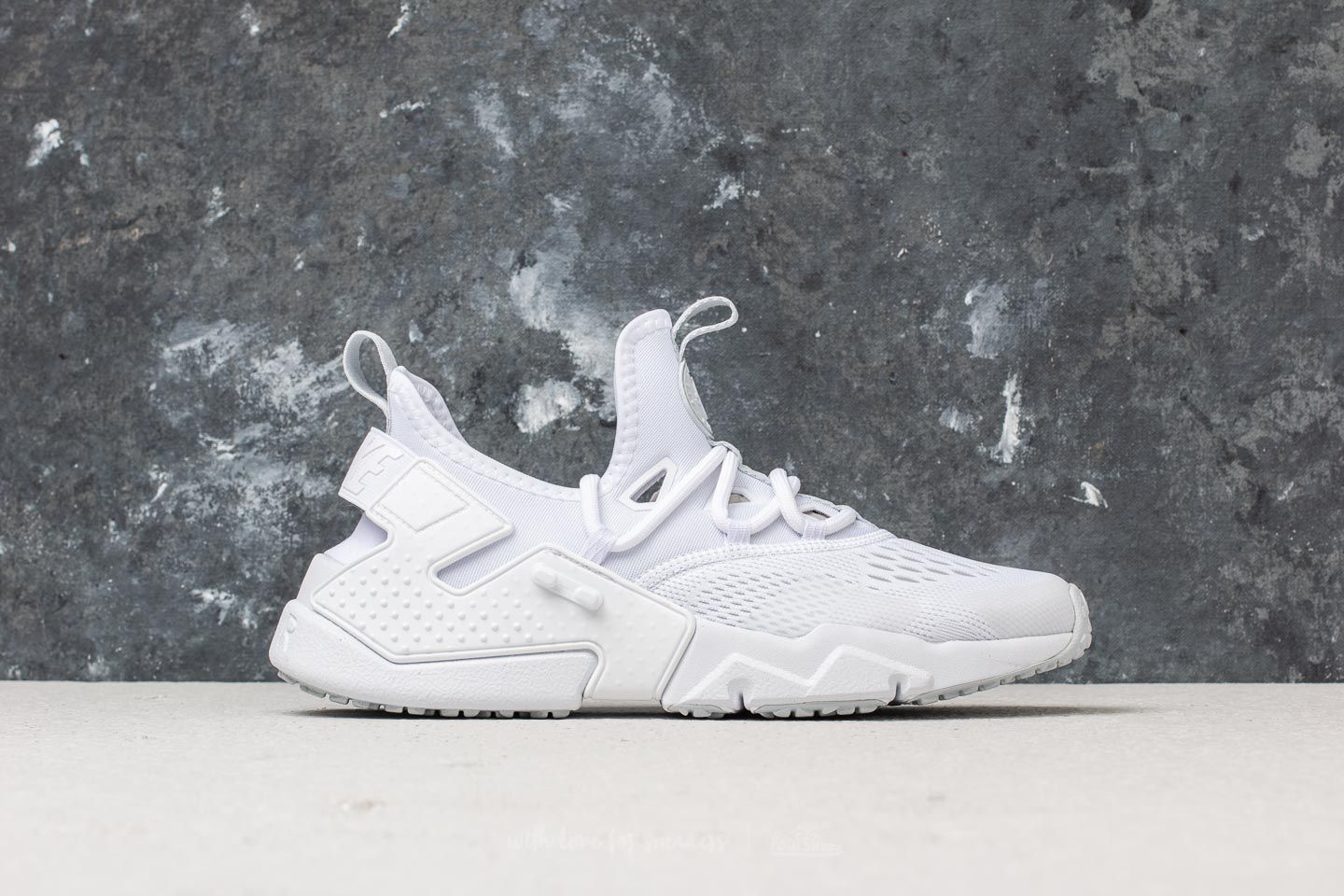 815a9c0c21df6 ... official nike air huarache drift br white pure platinum at a great  price 159 buy at