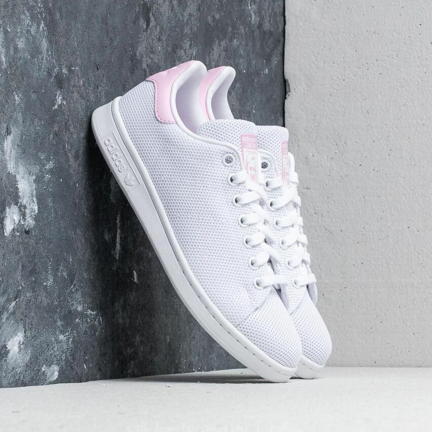 adidas Stan Smith W Footwear White/ Footwear White/ Wonder Pink EUR 40