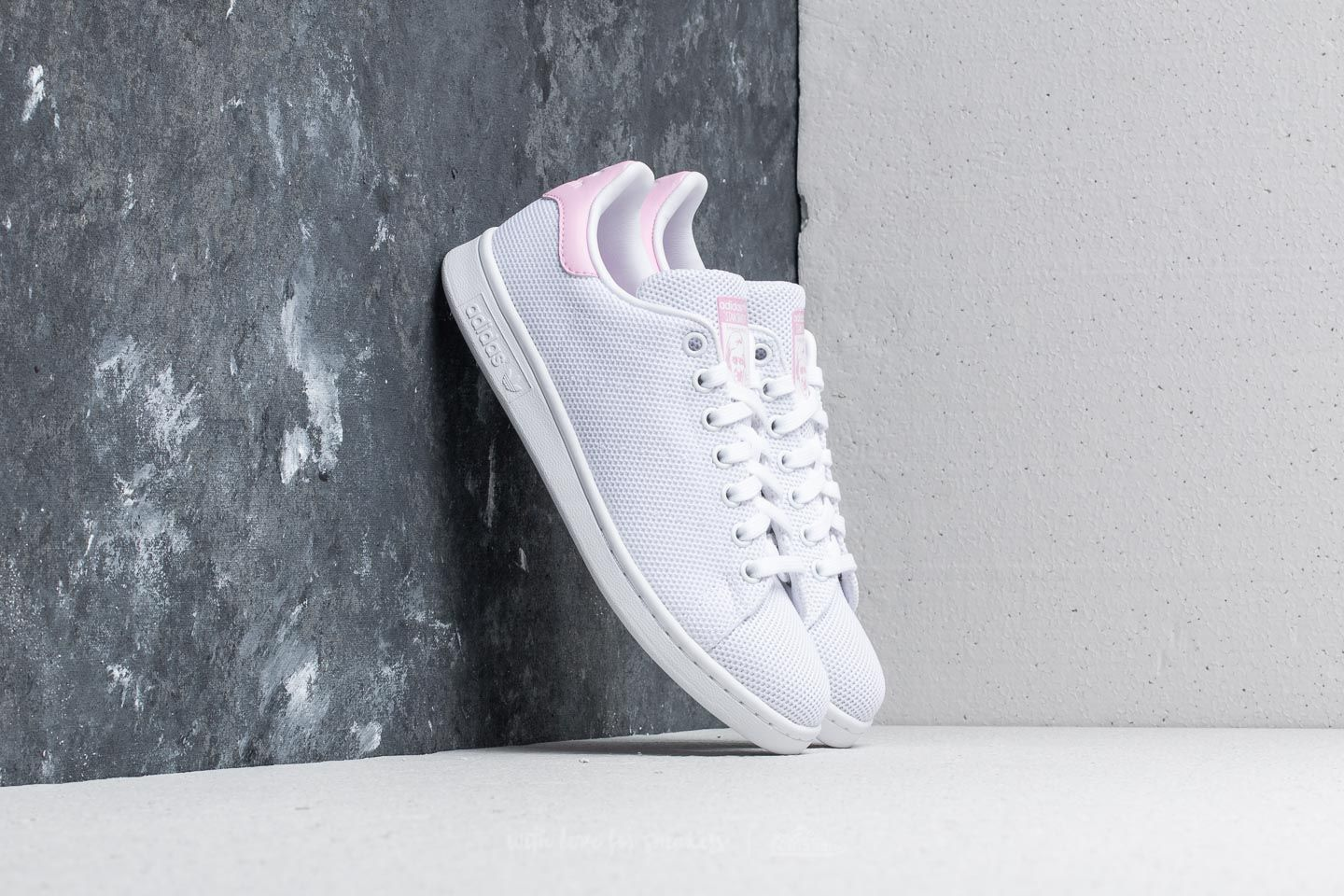 752caab192f adidas Stan Smith W Footwear White  Footwear White  Wonder Pink at a great  price