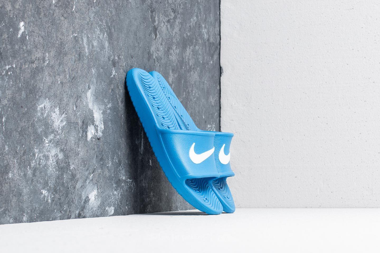 Nike Kawa Shower Photo Blue/ White
