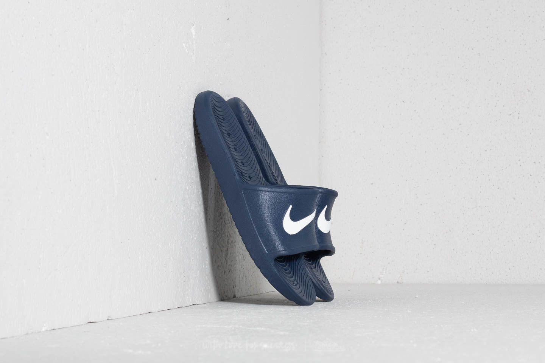Nike Kawa Shower Midnight Navy/ White za skvělou cenu 590 Kč koupíte na Footshop.cz