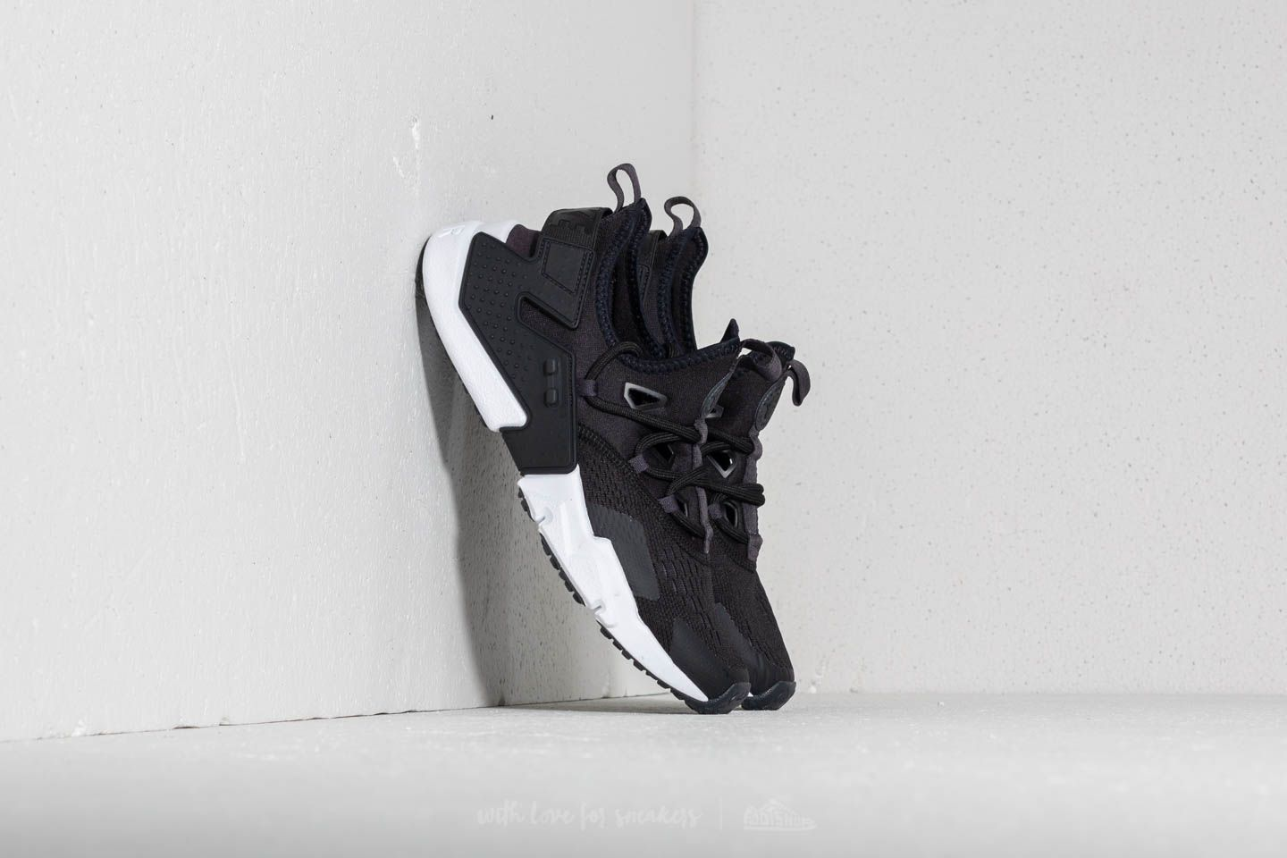 Nike Air Huarache Drift Breathe Black/ Anthracite-Anthracite
