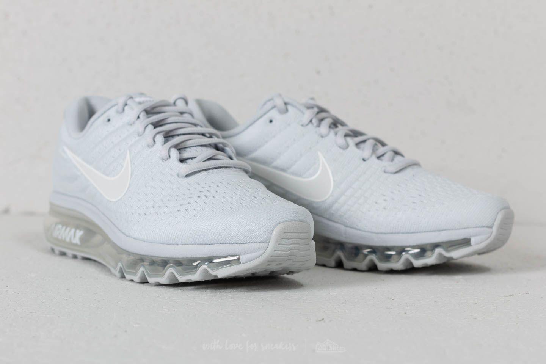 Nike Air Max 2017 SE Pure Platinum White   Footshop