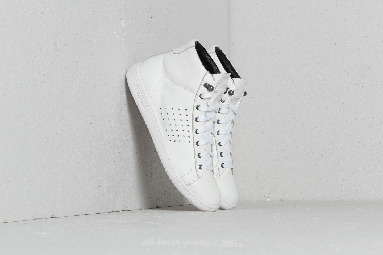 le coq sportif Arthur Ashe Mid Leather Optical White za skvělou cenu 2 420 Kč koupíte na Footshop.cz