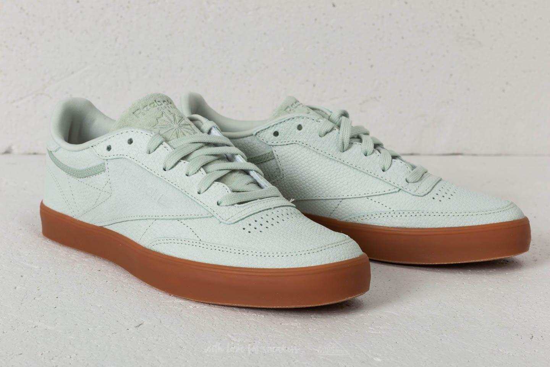 cerrar tobillo Inflar  Women's shoes Reebok Club C 85 FVS PS Desert Eucalyptus/ Gum   Footshop
