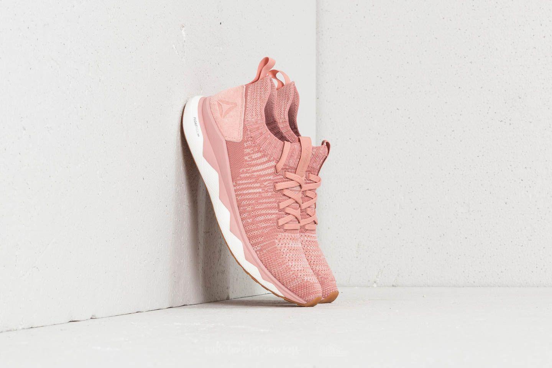 Reebok Floatride Rs Ultraknit Urban Chalk Pink/ Pale Pink/ Desert Dust za skvělou cenu 1 910 Kč koupíte na Footshop.cz