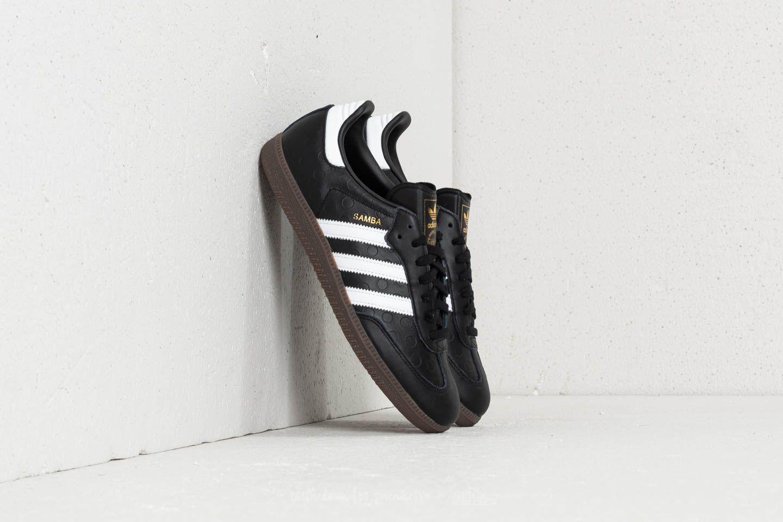 adidas Samba W Core Black/ Ftw White/ Gum 5