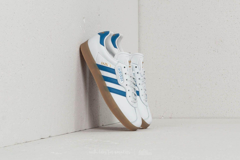 quality design 9fa7a 2ae5c adidas Gazelle Super. Crystal White  ...