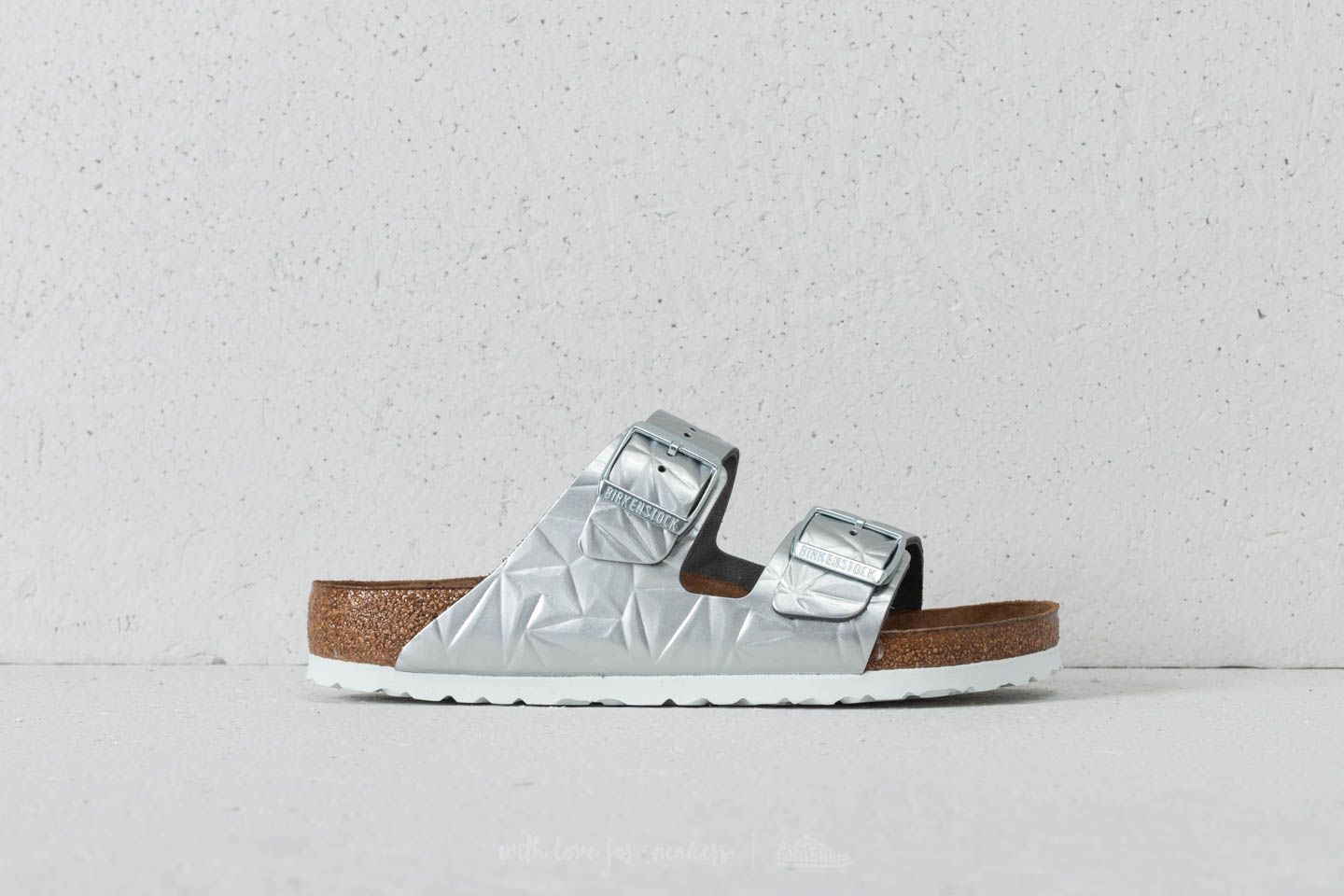 d1ef039fbfe4 Birkenstock Arizona BS Spectral Silver at a great price £48 buy at Footshop