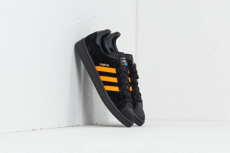 adidas Campus Porter Core Black/ Bright Orange/ Core Black za skvělou cenu 1 910 Kč koupíte na Footshop.cz