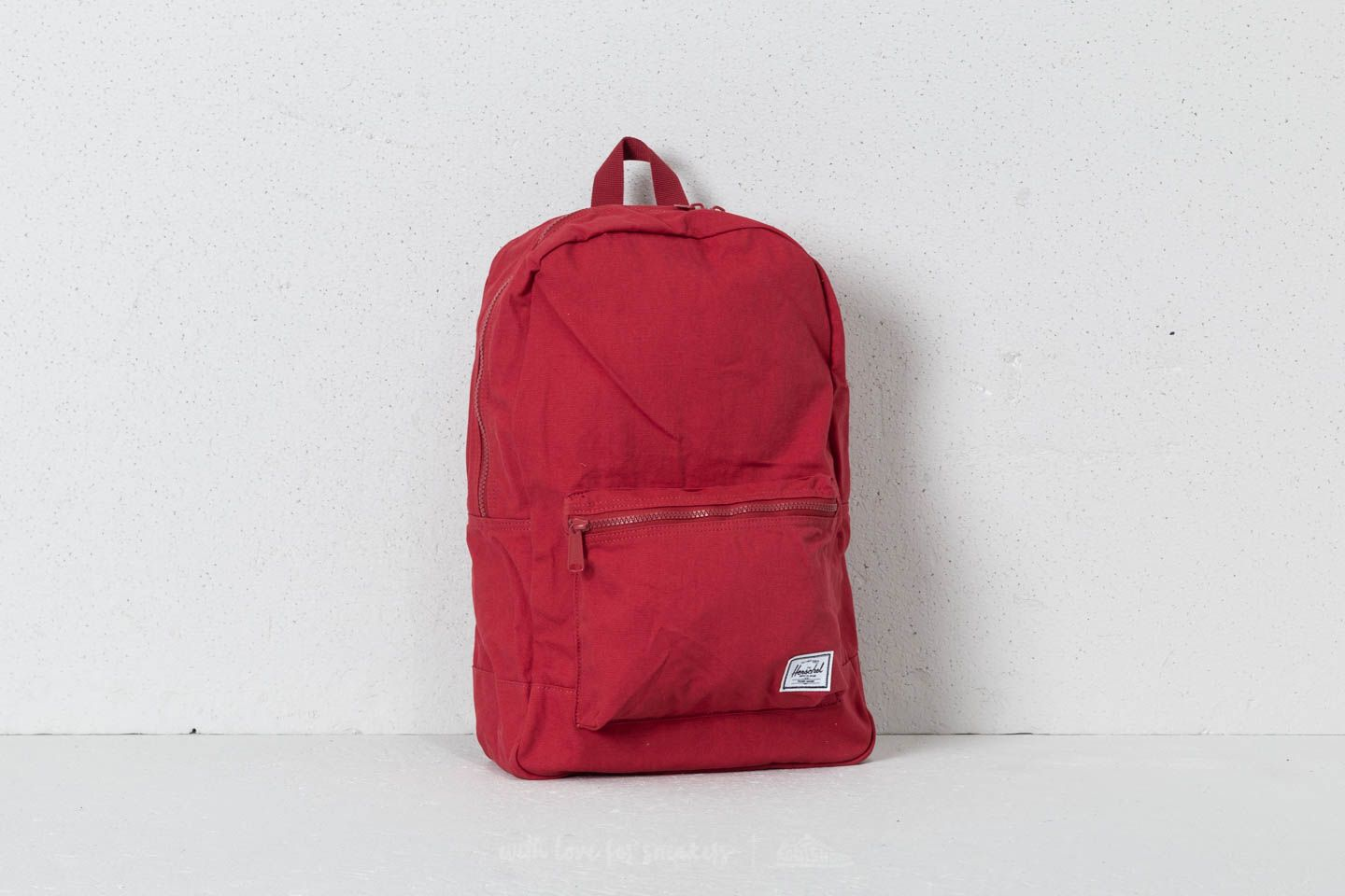 1150f1e9ac4a Herschel Supply Co. Daypack Backpack Brick Red