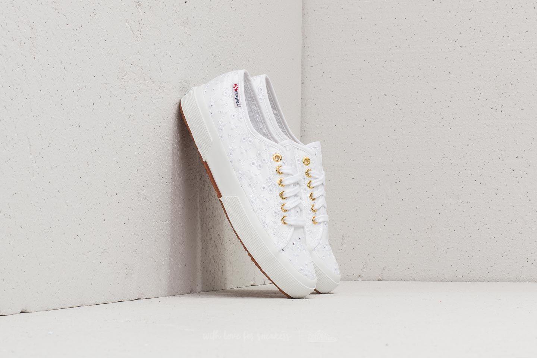 Superga 2750 Sangallo Satin W White za skvelú cenu 34 € kúpite na Footshop.sk
