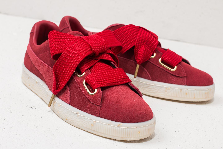 shoes Puma Suede Heart Celebrate