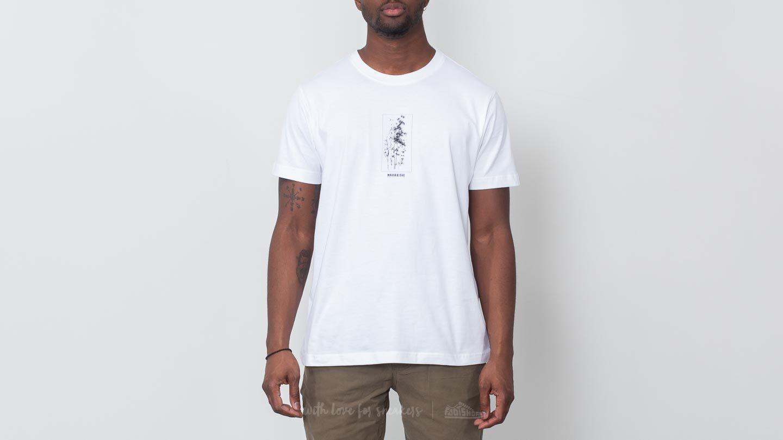 maharishi Bamboo T-Shirt White