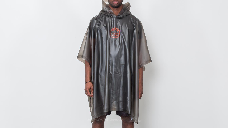 adidas x Alexander Wang Poncho Dark Grey/ Bold Orange