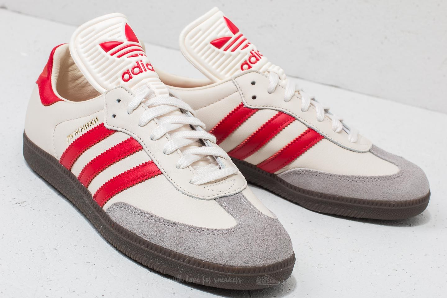 ad0c89c91bbac6 ... italy adidas samba classic og core white scarlett red green night at a  great price 909d1