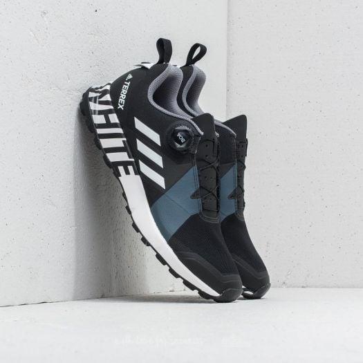 adidas Terrex x White Mountaineering TWO BOA Core Black White | Footshop