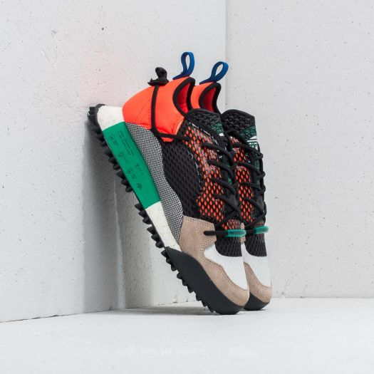 adidas x Alexander Wang Reissue Run Solid Red Core Black Bright Green | Footshop