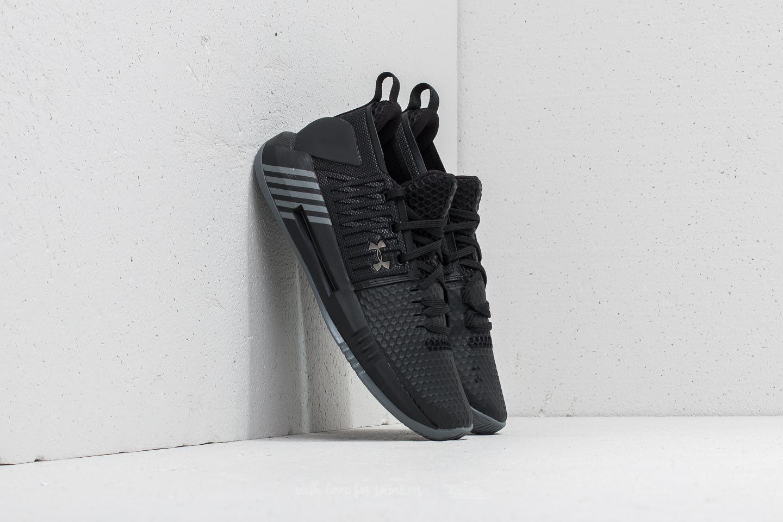 shoes Under Armour Drive 4 Low Black