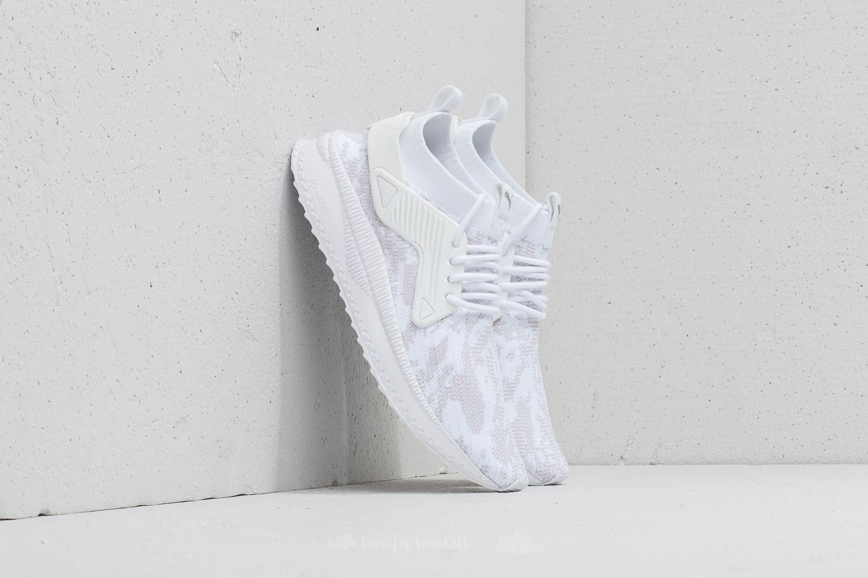 shoes Puma Tsugi Cage Evoknit WF Pure