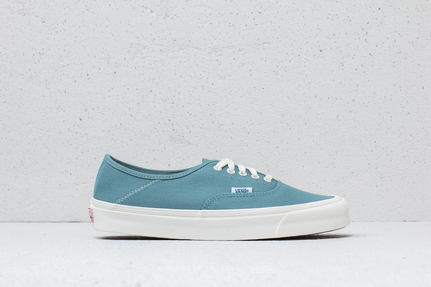 520427dd71f08c Vans OG Style 43 LX (Canvas) Smoke Blue  Marsh at a great price