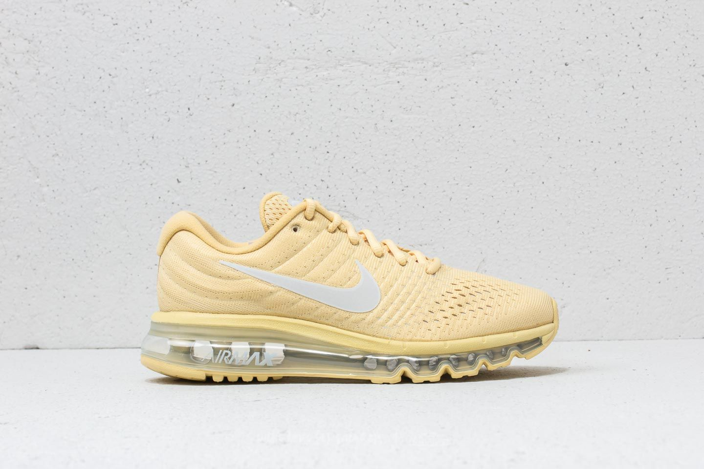 new style df8a7 30f1a Nike WMNS Air Max 2017 SE Lemon Wash Pure Platinum at a great price 191