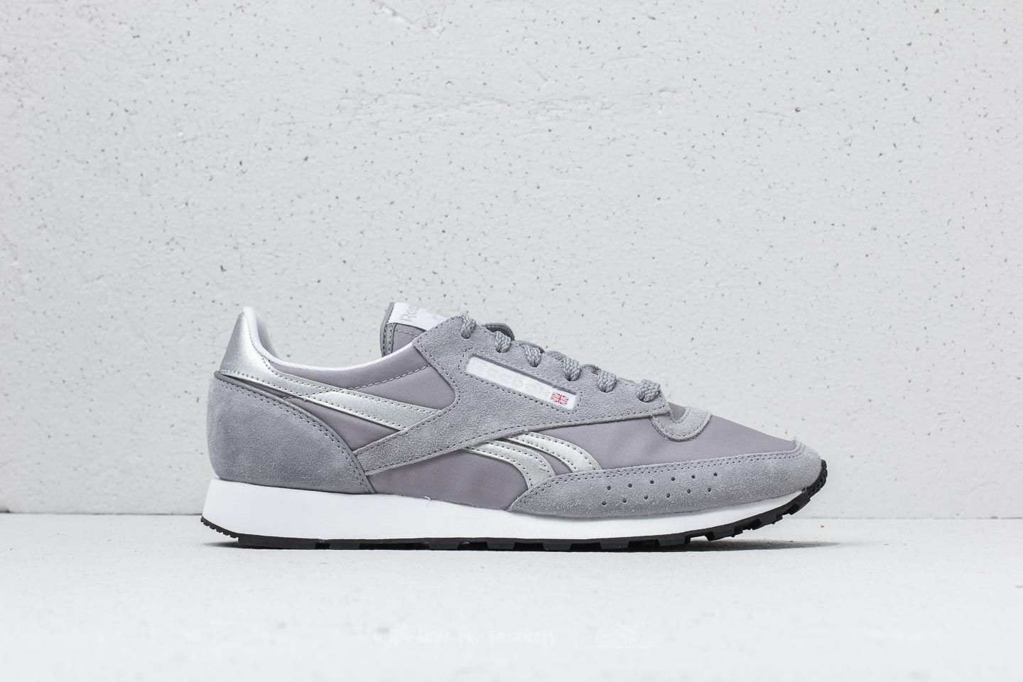 Reebok Classic 83 Cool Shadow  White  Silver at a great price £45 buy d2330cf0c
