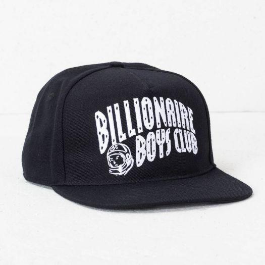 7321c5e9067 Billionaire Boys Club Arch Logo Snapback Black