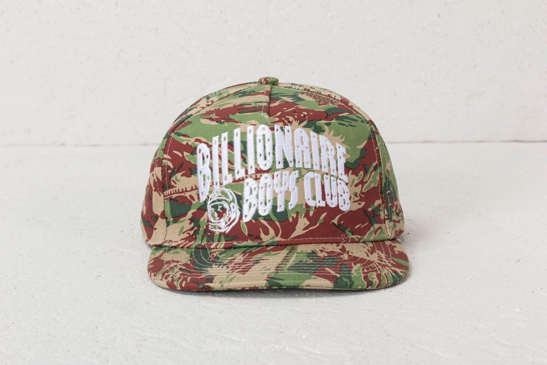 74f1efcd932 Billionaire Boys Club Lizard Snapback Camo a muy buen precio 70 € comprar  en Footshop