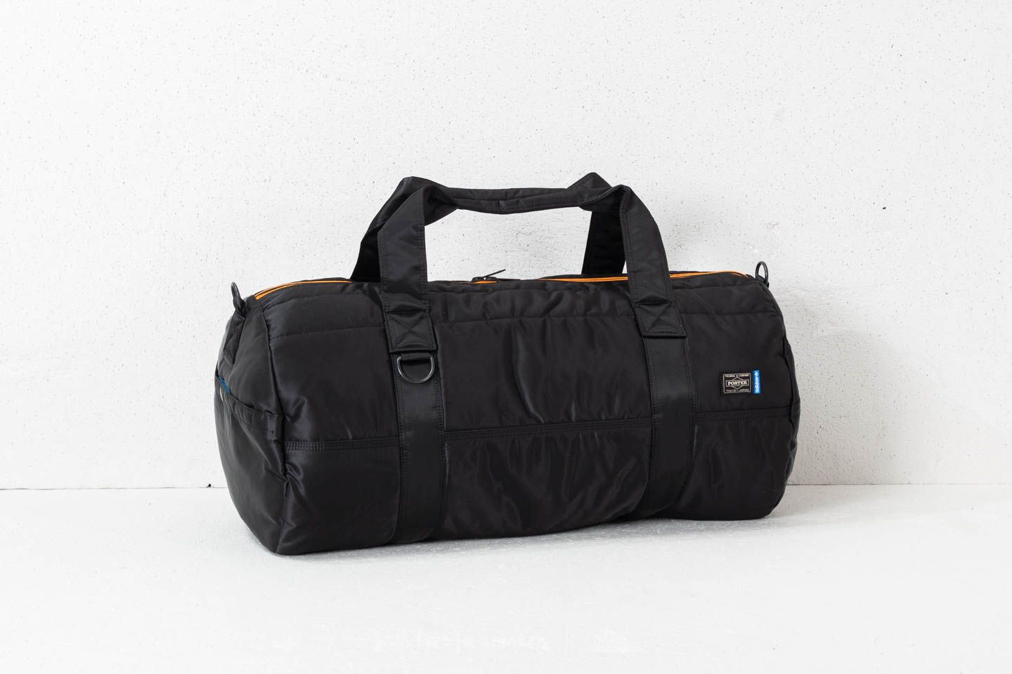 adidas Porter 2-Way Boston Bag Black