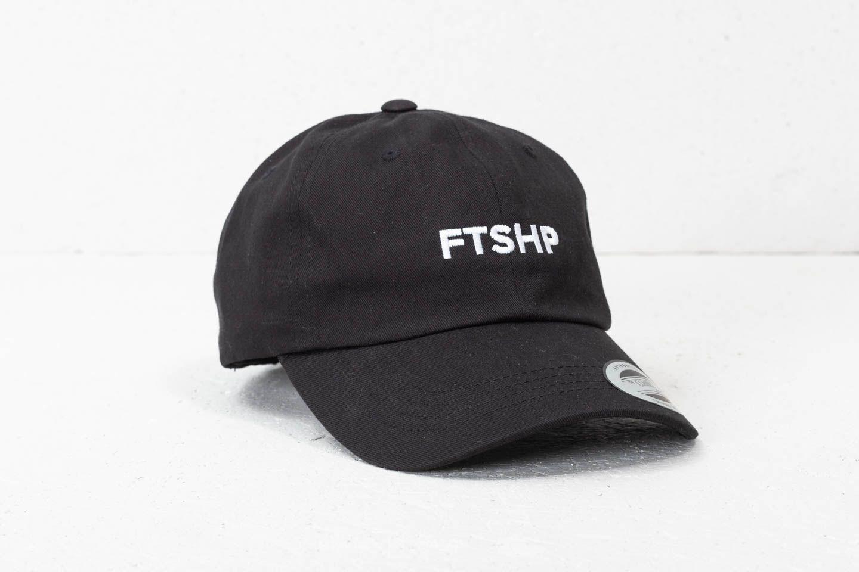 Footshop Cap Black