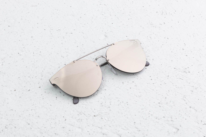 RETROSUPERFUTURE Tuttolente Sunglasses Giaguaro Ivory za skvělou cenu 2 790 Kč koupíte na Footshop.cz