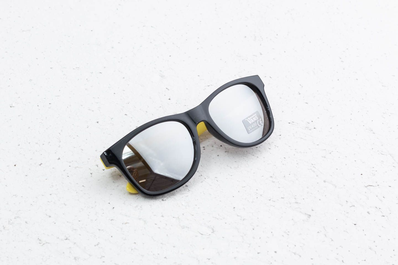 1fe03e23ce Vans Spicoli 4 Shade Sunglasses Black-Green Sheen