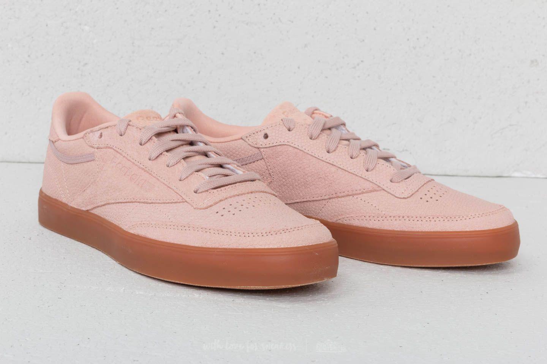 Arturo Egoísmo Brillante  Women's shoes Reebok Club C 85 FVS PS Desert Desert Dust/ Gum   Footshop