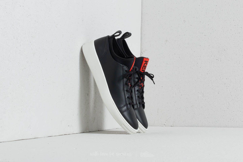 Kenzo K-City Sneakers Black/ Red